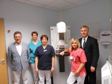 Das Team der Mammographie-Screening-Einheit Helmstedt