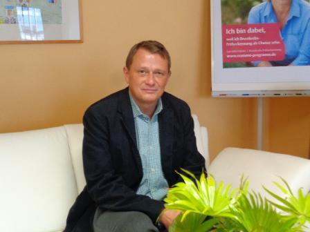 Herr Mehnert; Planung, Organisation und Koordination