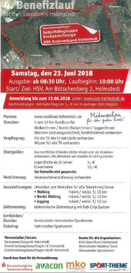 4. Benefizlauf Helmstedt Seite 2